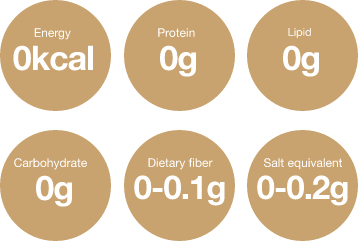 What are the information of ingredients and nutrition facts for Suntory ALL-FREE?